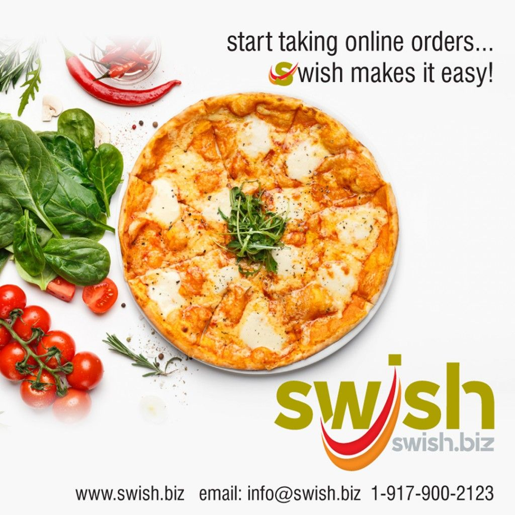'Swish' E-Commerce – Online Food Delivery