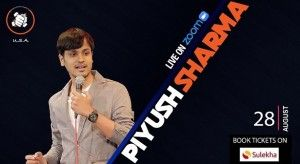 Punchliners Comedy Show ft Piyush Sharma Live on Zoom – USA
