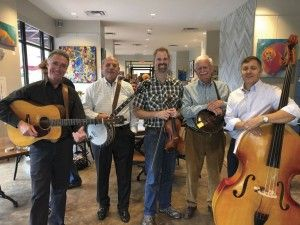 Free Outdoor Show w/ Leesburg Pike Bluegrass Band