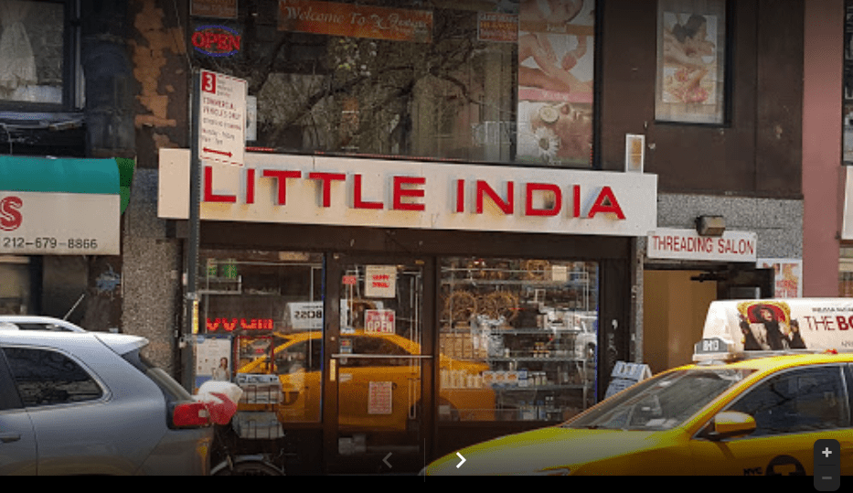 Little India – Grocery Store