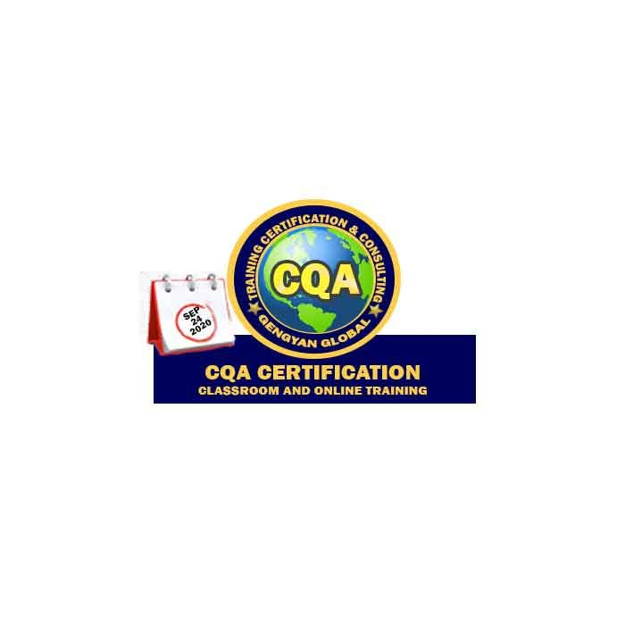 certified-quality-auditor-training