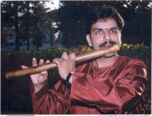 Classical Flute Recital by Vidwan V. K. Raman and Troupe