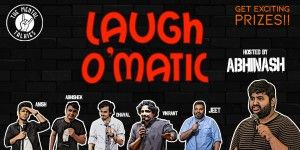 Laugh-O-Matic Stand Up Comedy