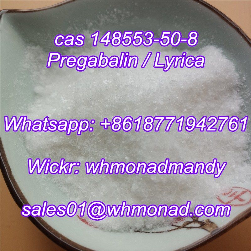 Great Reviews Pregabalin Lyrica Powder CAS 148553-50-8 Pregabalin