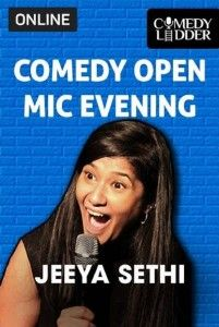 COME: Comedy Open Mic Evening