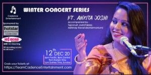 Show 2 – Vocal – Ankita Joshi