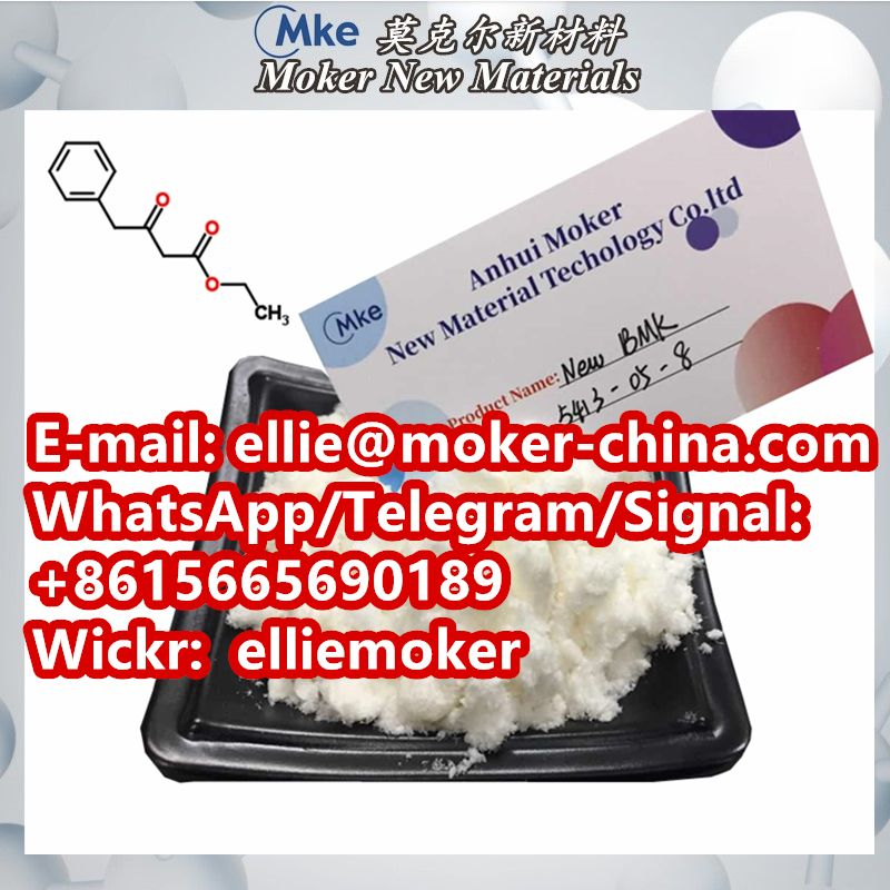 Hot Selling 99% Purity Pmk Powder Pmk Glycidate CAS 13605-48-6 with Fast Delivery